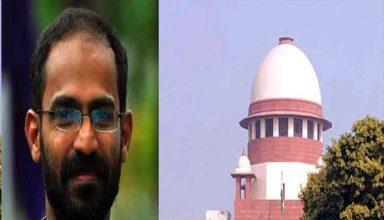 नवनियुक्त CJI से पत्रकार सिद्दीक कप्पन की पत्नी ने लगाई रिहाई की गुहार, कहा-अगर राहत न मिली तो वह मर जायेगा