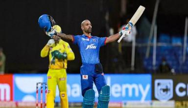 IPL 2021: गब्बर की बल्लेबाजी को चुनौती देंगे पदिक्कल, जानें किसका पलड़ा भारी