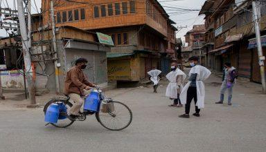 Haryana में सरकार ने लिया Lockdown का फैसला, हरियाणा स्वास्थ्य मंत्री ने दिल्ली सरकार पर लगाया गंभीर आरोप