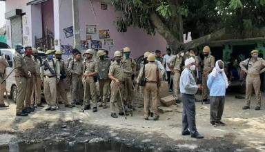 UP Panchayat Election: मतदान के बीच मथुरा में दो पक्ष आमने-सामने, चलीं गोलियां,12 लोग घायल