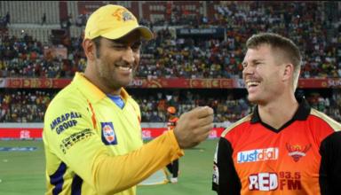 IPL 2021: धोनी ब्रिगेड की भिड़ंत वार्नर की सेना से, हार का सिलसिला रोक पायेगी SRH