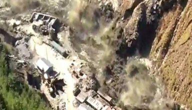 उत्तराखंड के जोशीमठ में ग्लेशियर टूटने से दो लोगों की मौत, सेना का रेस्क्यू ऑपरेशन जारी, सीएम रावत ने किया अलर्ट