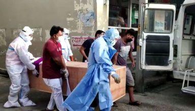 12 किलोमीटर दूर था अस्पताल, कोरोना मरीज को पहुंचाने के लिए एंबुलेंस वाले ने लिए 42000 रुपए