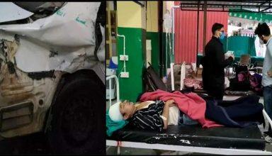 उत्तराखंड में भीषण हादसा..खाई में गिरी बोलेरो, एक की मौत..4 लोगों की हालत गंभीर