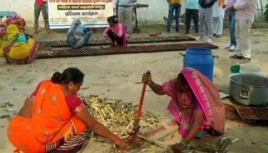 आशा की किरण बना गन्ना विकास विभाग का'महिला रोजगार सृजन कार्यक्रम'