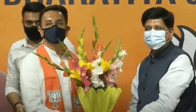 UP विधान सभा चुनाव से पहले कांग्रेस को लगा बड़ा झटका, दिग्गज नेता जितिन प्रसाद हुए BJP के, 'ब्राह्मण राजनीति' में होगा फायदा