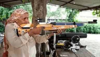 नोएडा शूटिंग रेंज का नाम बदला, 'शूटर दादी' के नाम पर हुआ शूटिंग रेंज का नाम, CM योगी ने ट्वीट कर दी जानकारी