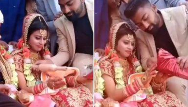Viral Video: शादी में दुल्हन को मिला ऐसा 'अजीब' गिफ्ट, देखते ही बिगड़ी दूल्हे की हालत