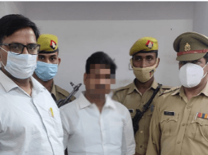पुलिस ने 25 हजार के इनामीं गैंगस्टर सपा नेता धर्मेंद्र यादव को किया गिरफ्तार, कोर्ट में सरेंडर से पहले दबोचा