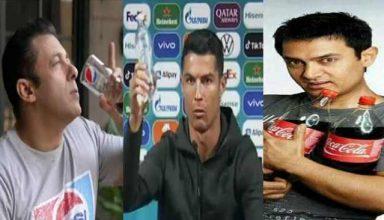 सलमान खान, आमिर खान और अक्षय समेत कई एक्टरों को क्रिस्टियानो रोनाल्डो से कुछ सीखना चाहिए