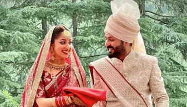 अभिनेत्री यामी गौतम ने की शादी, पति आदित्य ने पर्दे पर किया है सर्जिकल स्ट्राइक