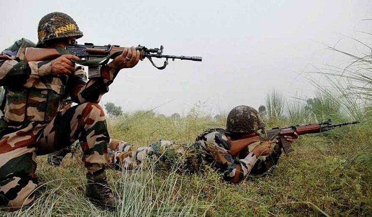 पंजाब : पाकिस्तानी सीमा से भारत में घुसपैठ करने की कोशिश कर रहे थे दो घुसपैठिए, BSF ने किया ढेर