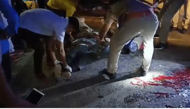 भीषण सड़क हादसे से दहला संभल, सात बारातियों की मौत, 10 से ज्यादा गंभीर रुप से घायल