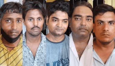 'पाकिस्तान जिंदाबाद' की नारेबाजी में आगरा पुलिस की बड़ी कार्रवाई, 5 को किया गिरफ्तार, बजरंग दल के कार्यकर्ताओं ने अखिलेश का फूंका पुतला