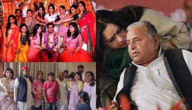 ससुराल से दूर रहती है मुलायम सिंह यादव की दूसरी पत्नी, परिवार के साथ भी नजर नहीं आती डिंपल यादव की सौतेली सास…