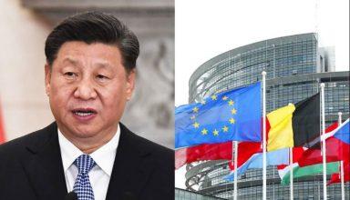 2022 बीजिंग ओलंपिक से पहले यूरोपीय संसद ने दिया चीन को झटका, किया बहिष्कार का ऐलान, लेकिन…