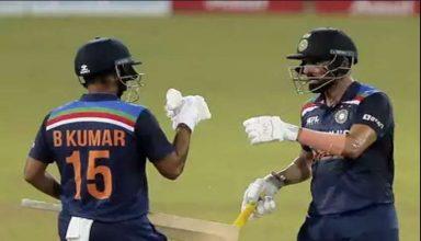 IND vs SL : तीन मैचों की सीरीज में भारत ने जमाया सीरीज पर कब्जा, 2-0 से आगे, बना एक और रिकॉर्ड
