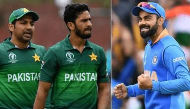 जिसका सभी को था बेसब्री से इंतजार वो हो ही गया, T-20 वर्ल्ड कप में आमने सामने होंगे भारत-पाकिस्तान, ICC ने की घोषणा