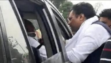 साड़ी कांड के बाद लखीमपुर से अब एक विधायक का विडियो हुआ वायरल, सपा ब्लॉक प्रमुख प्रत्याशी के पति को जान से मारने की दी धमकी