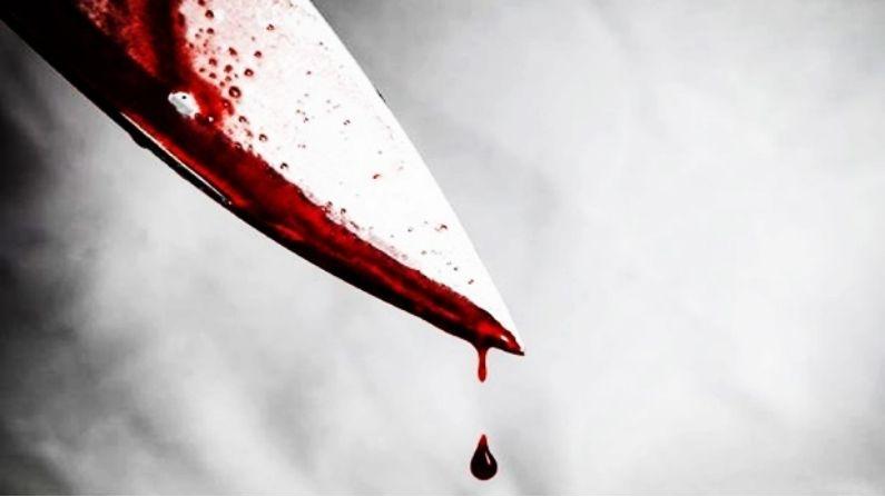 घर में घुसने नहीं दे रही थी पत्नी, पति ने की बेरहमी से हत्या; खून से सना चाकू लेकर खुद पहुंचा थाने और…