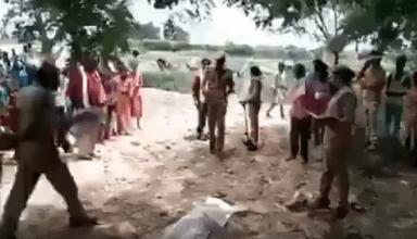 घर के बाहर सो रही बच्ची को अगवा कर जिंदा जलाया, बगीचे में मिली अधजली लाश, दुष्कर्म की आशंका