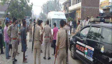 यूपी के संभल जिले में मंदिर महंत की पीट-पीटकर हत्या, लहूलुहान हालत में मिला शव, एक गिरफ्तार