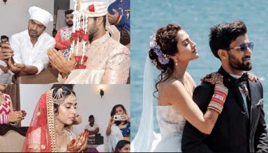 क्रिकेटर शिवम दुबे ने गर्लफ्रेंड अंजुम खान से की शादी, फैंस भड़के- सोशल मीडिया पर याद दिलाया नुसरत जहां को