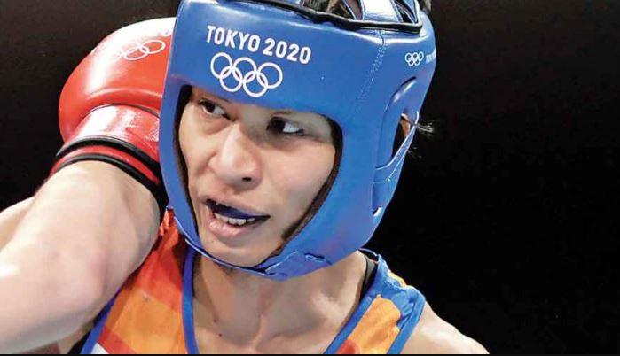 Tokyo Olympics: लवलीना के पंच के सामने बेबस हुई निएन चिन, भारत के लिए सुनिश्चित किया पदक