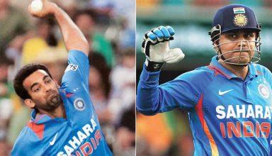 भारतीय क्रिकेटर विरेन्द्र सहवाग का बड़ा खुलासा, … तो इसलिए जहीर खान को गालियां देते थे सहवाग