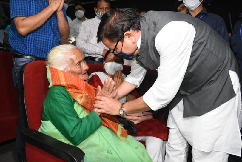 CM धामी का ऐलान, कुटुंब पेंशन का नाम बदलकर 'सम्मान पेंशन' किया जाएगा