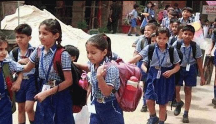 पेरेंट्स एसोसिएशन के गूगल सर्वे में कोरोना की तीसरी लहर से डरे 93 फीसदी अभिभावको ने बच्चो को स्कूल भेजने से किया इनकार