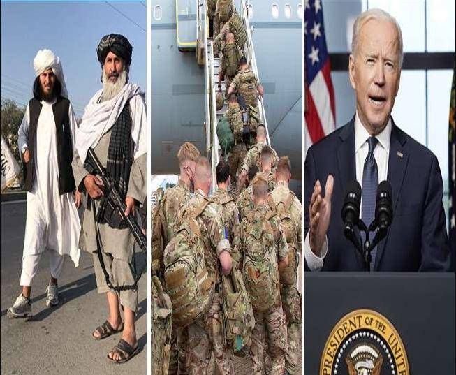 तालिबान की चेतावनी पर अमेरिका की चुनौती, 'अफगानिस्तान में तब तक रहेगी अमेरिकी सेना जब तक सुरक्षित नहीं…