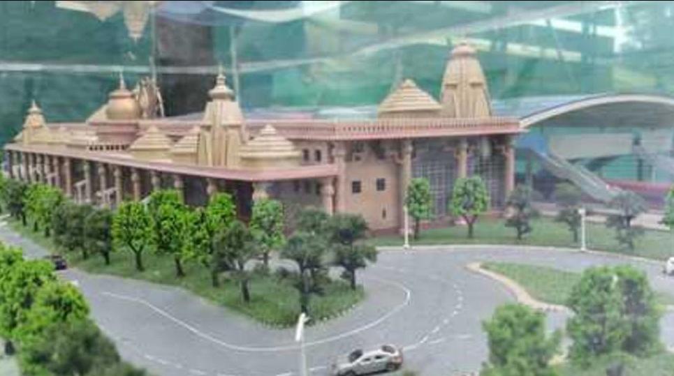 अयोध्या रेलवे स्टेशन बन रहा राम मंदिर मॉडल की तरह, स्टेशन मॉडल को राष्ट्रपति को दिखाने की तैयारी में जुटा रेलवे बोर्ड