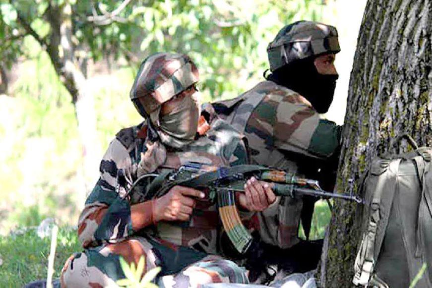 जम्मू-कश्मीर के राजौरी जिले में सुरक्षाबलों और आतंकवादियों के बीच मुठभेड़, दो आतंकवादी ढेर