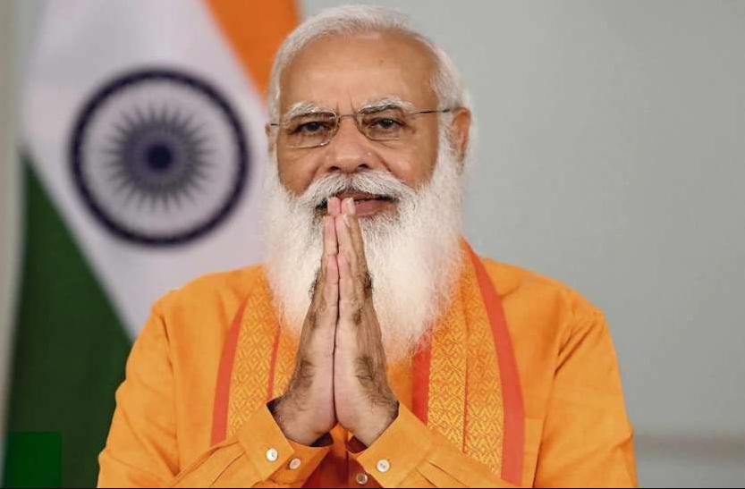 पहले 370 हटी फिर मंदिर निर्माण शुरू हुआ और अब मिला मेडल: PM मोदी