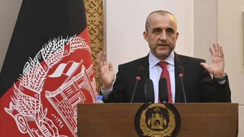 काबुल एयरपोर्ट पर हमले को लेकर अफगानिस्तानी उप राष्ट्रपति सालेह का बड़ा बयान, तालिबान और पाकिस्तान को ठहराया जिम्मेवार