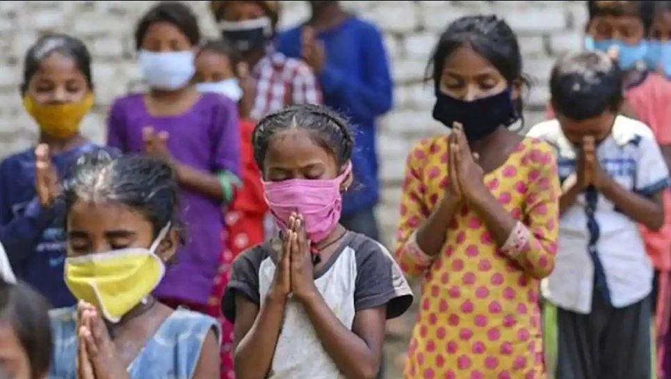 कोरोना से अनाथ हुए बच्चों को लेकर मोदी सरकार का बड़ा ऐलान, दिया जाएगा 5 लाख का बीमा