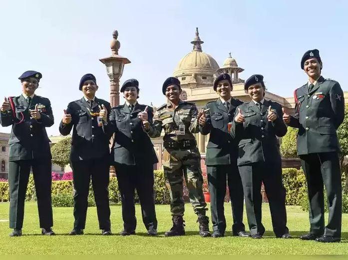बड़ी खबर : इंडियन आर्मी सिलेक्शन बोर्ड ने किया 5 महिला अधिकारियों का प्रमोशन, मिला कर्नल रैंक, SC के आदेश के बाद खुला था रास्ता