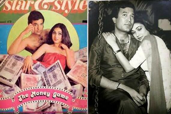 राजेश खन्ना के साथ लिव इन में रहने के बाद उनकी दुल्हन बनना चाहती थीं टीना मुनीम