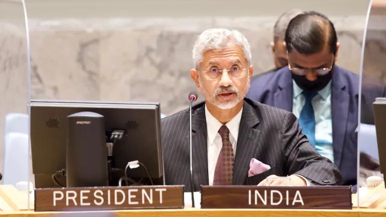 UNSC: आतंकवाद को लेकर भारत की दो टूक, विदेश मंत्री ने कहा- दुनिया को आतंकवाद की बुराई से कभी समझौता नहीं करना चाहिए