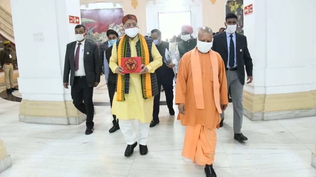 CM योगी शाम तक पहुंचेंगे दिल्ली, इस विजय अभियान पर बनेगी रणनीति