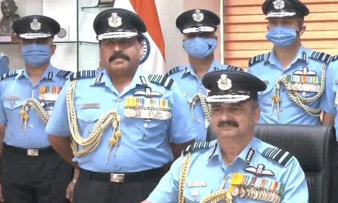 वीआर चौधरी बनें देश के 27वें वायुसेना प्रमुख, लेंगे आरकेएस भदौरिया की जगह; इन पदों पर दे चुके है सेवाएं