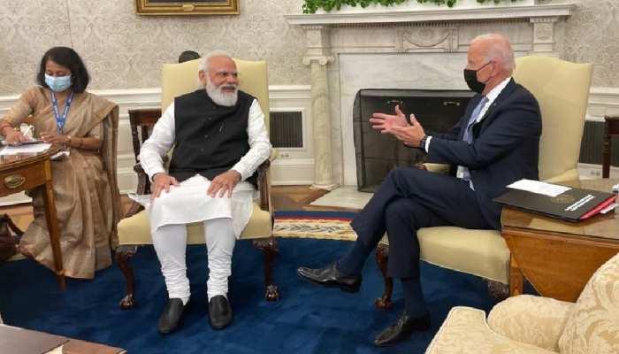 भारत-अमेरिका संबंधों को मजबूत करने के लिए पीएम मोदी ने दिए '5T' का मंत्र, जानें क्या है ये