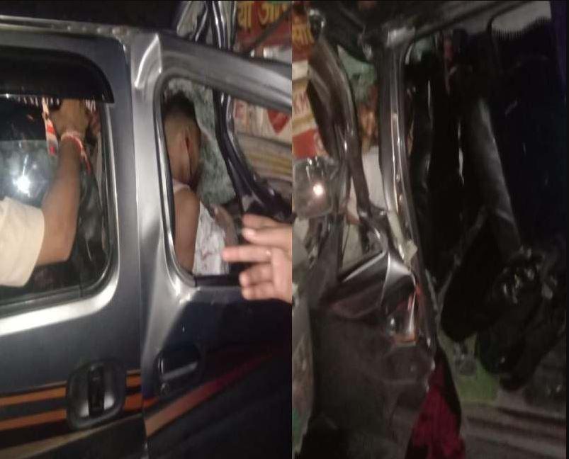 राजस्थान में लगातार दूसरे दिन बड़ा सड़क हादसा, REET परीक्षा देने जा रही 6 युवकों की मौत, ट्रॉले में पीछे घुसी वैन और…