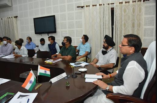 Uttarakhand: एक्शन में CM पुष्कर सिंह धामी, इन विभागों की करेंगे समीक्षा, बैठक में ये रहेंगे मौजूद