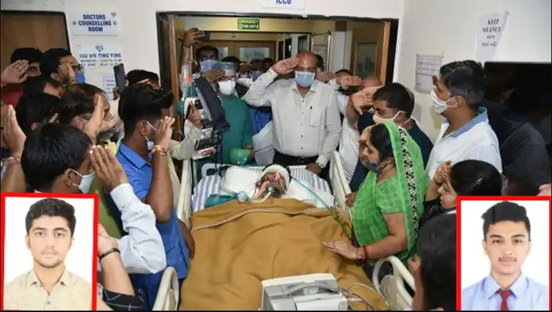 मर कर भी 12 लोगों की जिंदगी बचा गए 2 जिगरी दोस्त, पूरा शहर कर रहा सलाम, पढ़े पूरी कहानी…