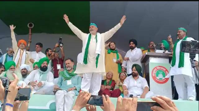 मुजफ्फरनगर में हो रहे किसान महापंचायत पर राजनीतिक पार्टियों ने कही ये बात, 27 सितंबर को भारत बंद का ऐलान