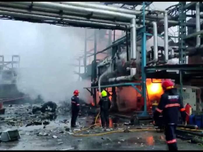 महाराष्ट्र: पालघर में कपड़ा बनाने वाली फैक्ट्री में बड़ा धमाका, एक मजदूर की मौत, चार घायल