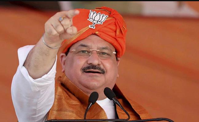BJP ने यूपी विजय बूथ अभियान किया शुरु, जेपी नड्डा ने भरी हुंकार, बोले- MSP पर किसानों को गुमराह कर रहा विपक्ष