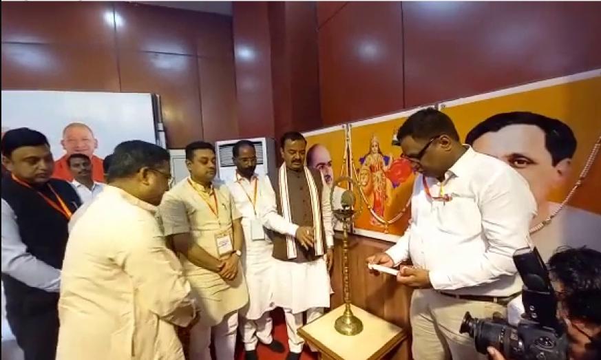 BJP की मीडिया पाठशाला,CM योगी ने कहा- हमें कोई ट्रोल करे तो पूरी ताकत से जवाब दो